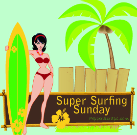 Super Surfing Sunday: Great finds from #31DBBB