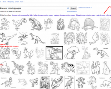 coloring searches