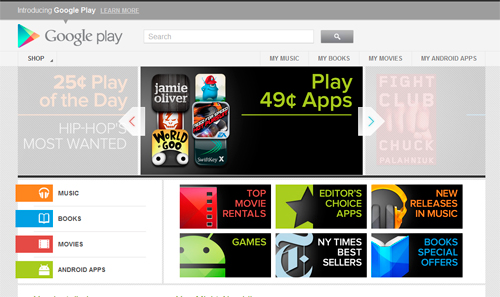 Google-Play-Market
