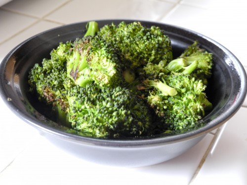 Spicy Broccoli Bites