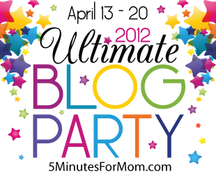 Ultimate Blogging Party 2012