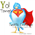 YoTweeps! Twitter Twaffic Exchange