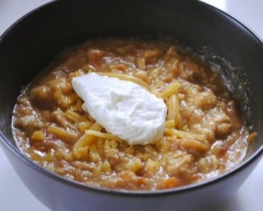 Healthy Hearty Chicken Tortilla Soup