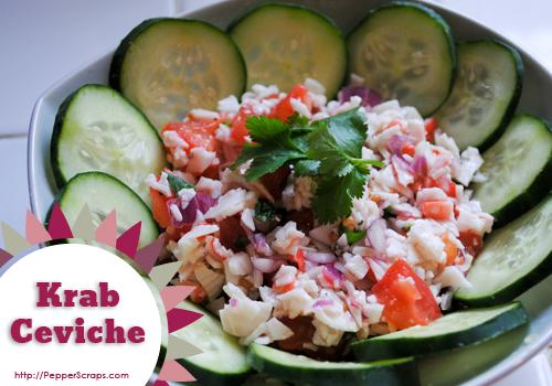 Krab Ceviche