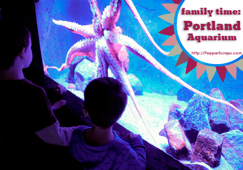 Family Time: Portland Aquarium