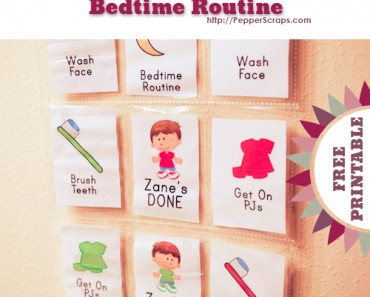 BedTime-Routine-with-Printable