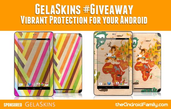GelaSkins Giveaway