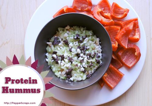 Protein Hummus