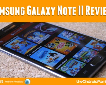 Samsung Galaxy 2 Review