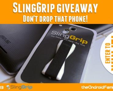 SlingGrip Giveaway