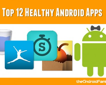 Top Healthy Android Apps