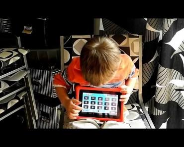 Nabi 2 Review from a Preschooler & Mom