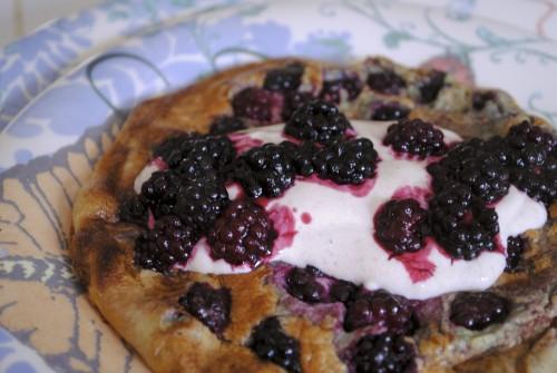 Lenox Sweet BlackBerry Frittata_2