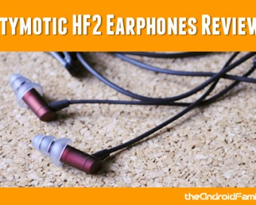 Etymotic HF2 Earphones Review
