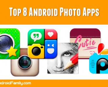Top Android Photo Apps