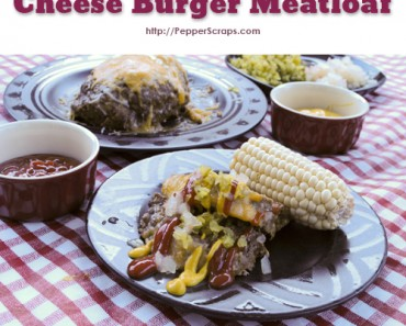 Cheese Burger Meatloaf
