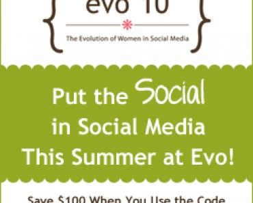 EvoConference-SocialMediaConferenceforWomen-Green