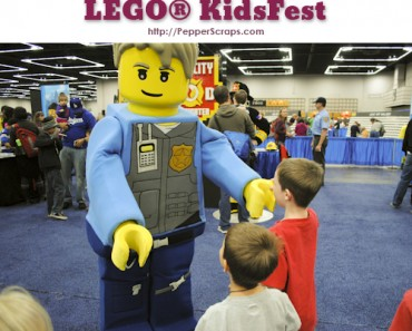 Family Fun Lego Kidsfest