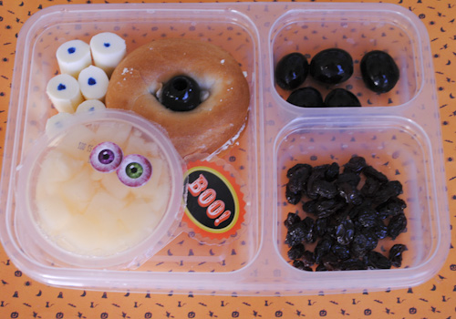 Simple Halloween Bentos_2