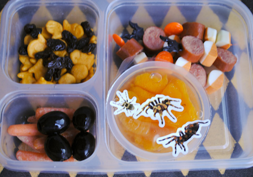 Simple Halloween Bentos_3