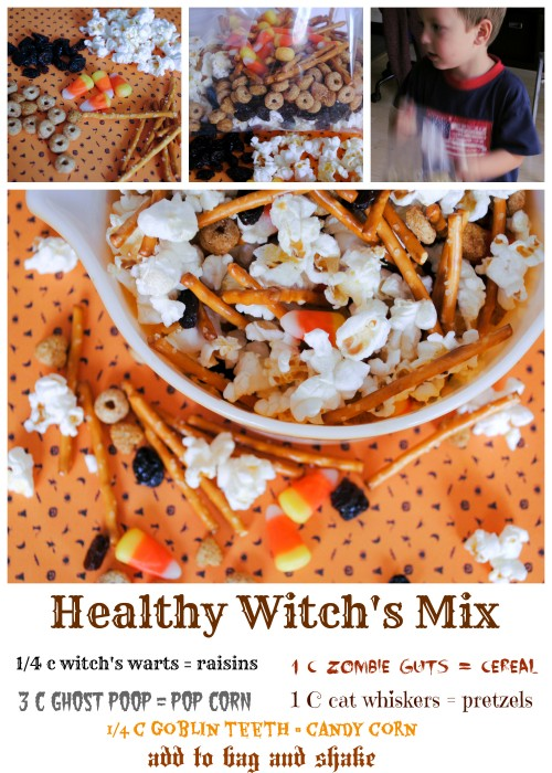 healthy witch mix