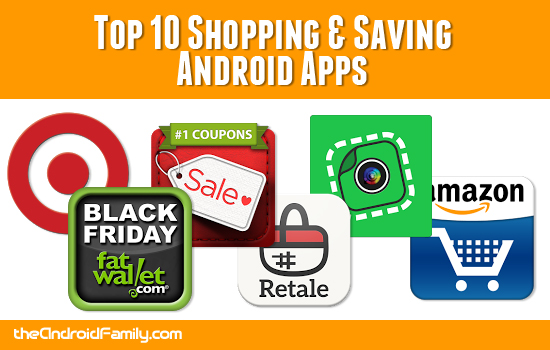 Top Shopping Apps