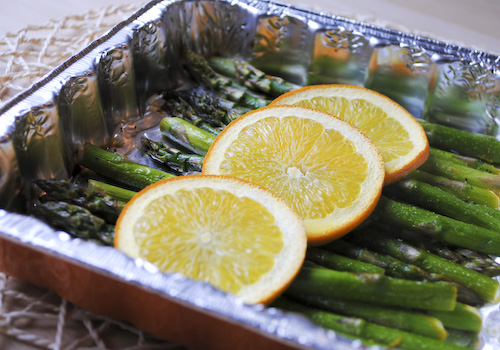 roasted orange sesame asparagus sm_5