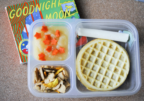 Book Bento goodnight moon  sm