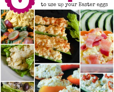 8 egg salad recipes to use up your easter eggs