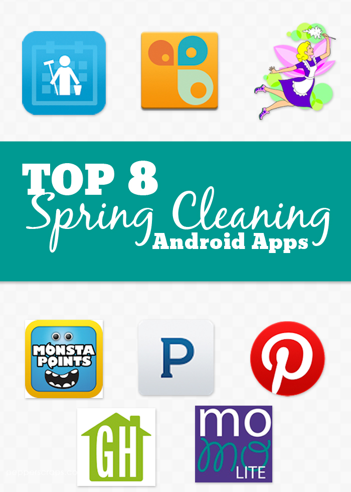 Top 8 Spring Cleaning Android Apps