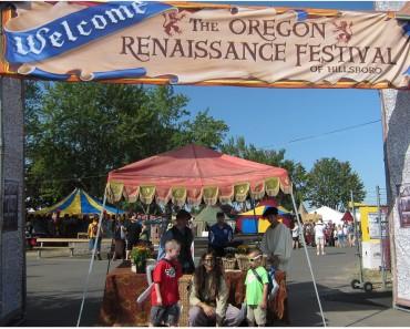 Family Fun! Renaissance Festival