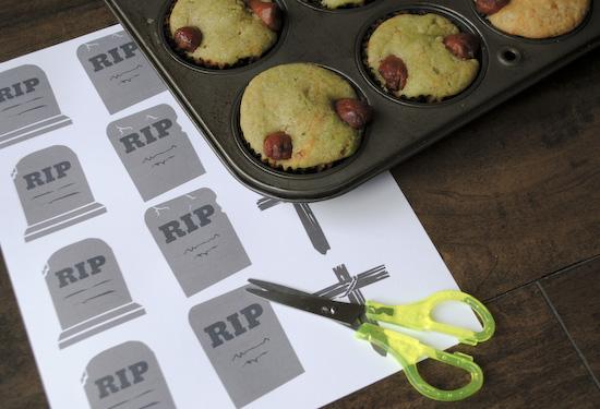 Zombie Muffins Recipe_4
