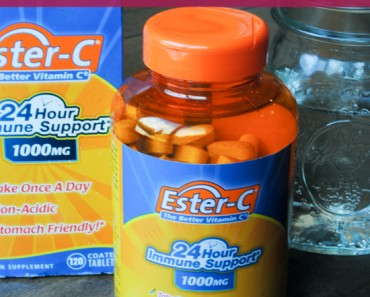 Immune Support with Ester-C