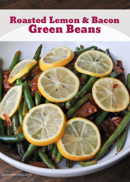 RoastedLemonandBaconGreenBeans