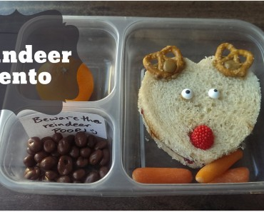 Bento of the Week: Reindeer Bento