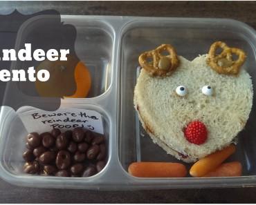 Bento of the Week: Reindeer Bento