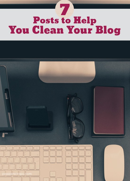 7-Posts-to-Help-you-clean-your-blog