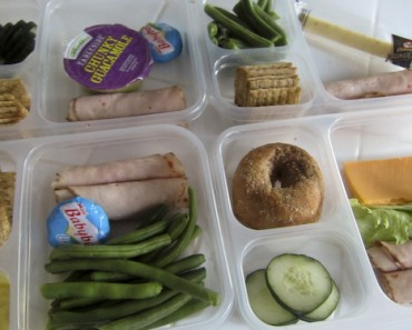 Lunch for Week in Bento Box_1