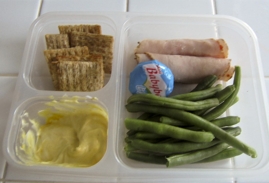Lunch for Week in Bento Box_2