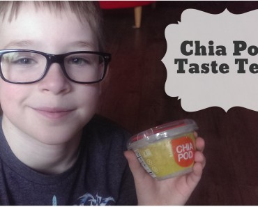 Favorite Video of the Week: Banana Chia Pod Taste Test