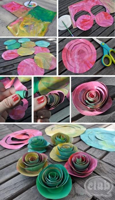 paper-roses-steps