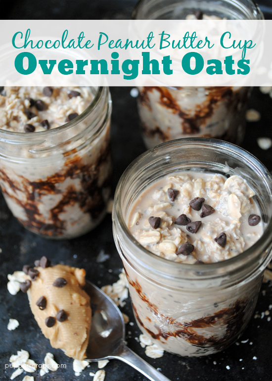 ChocolatePeanutButterOvernightOats