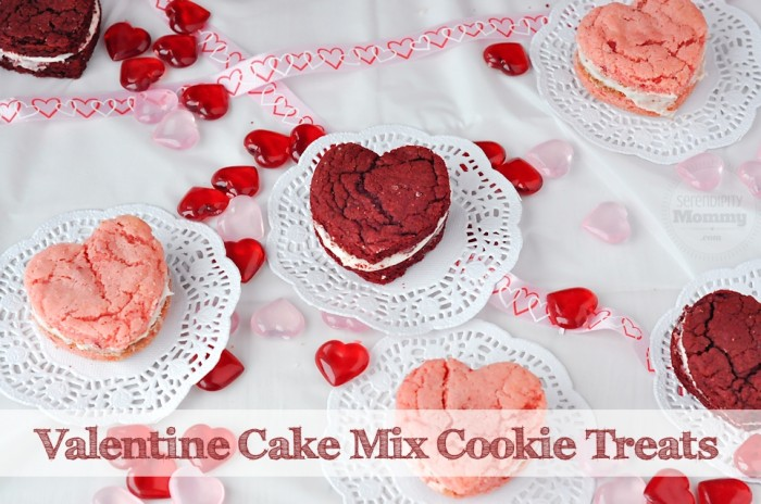 Valentine Day Cookies by Serendipity Mommy