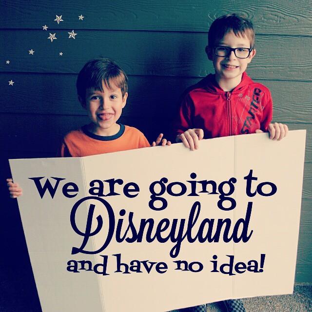 boys & Disney