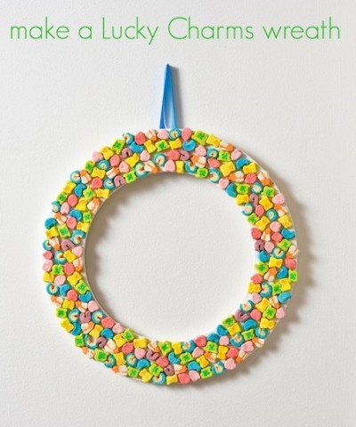 Make-a-Lucky-Charms-Wreath-for-St.-Patricks-Day
