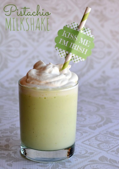 Pistachio-Milkshake-Recipe-for-St-Patricks-Day