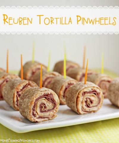 Reuben-Tortilla-Pinwheels