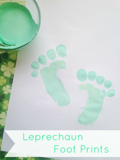 leprechaun-foot-print