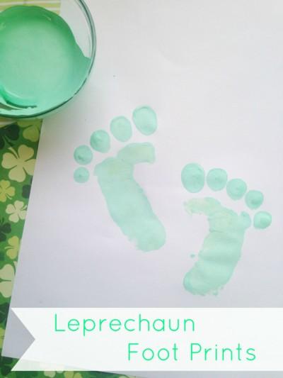 leprechaun-foot-print