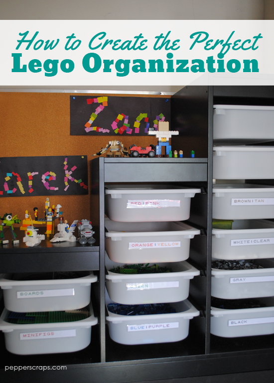 How To Create The Perfect Lego Organization With Ikea Furniture